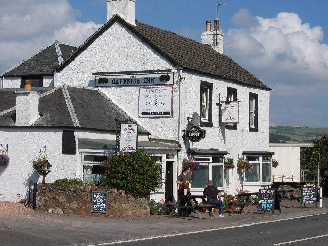 Gateside Inn, Gateside, Fife
