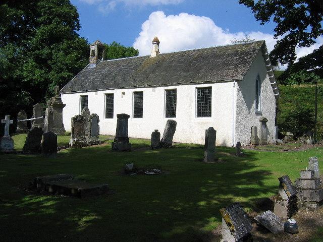 Glendevon Parish Church, Perth & Kinross