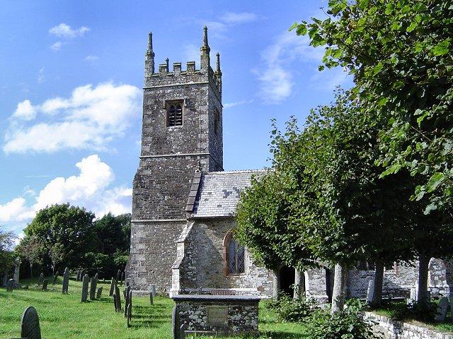 Petersmarland church