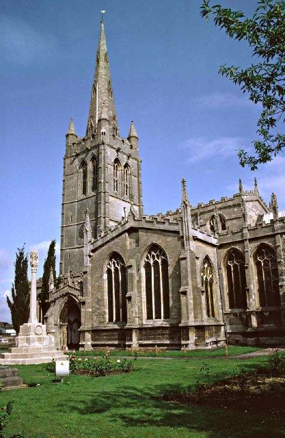 All Saints Church, Oakham