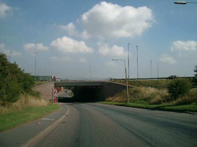 A654 (Thorpe Lower Lane)