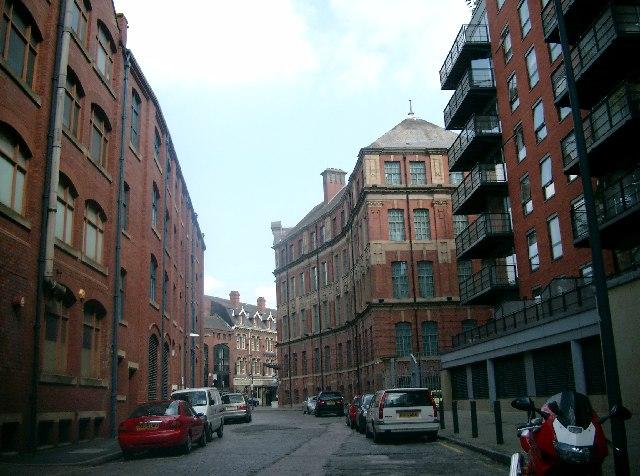 Concordia Street