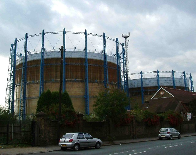 Bell Green Gasholders