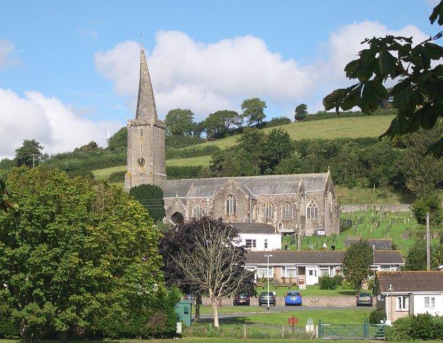 Ermington Church