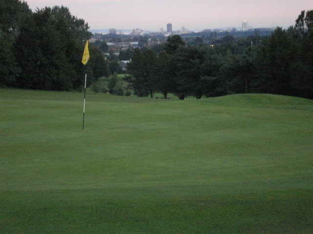 Whitchurch golf club, Cardiff