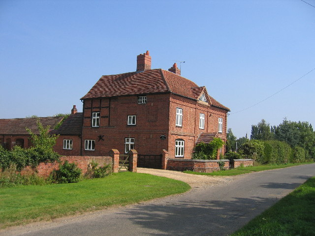 Church Farm, Honiley