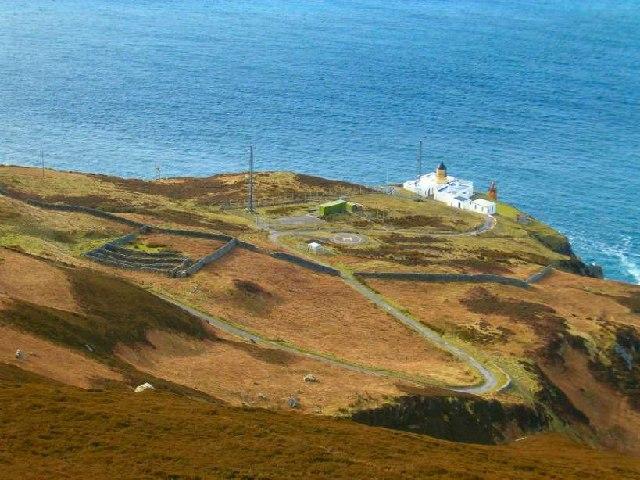 Mull of Kintyre Lighthouse
