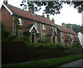 TL6258 : Edwardian Houses, Dullingham, Cambridgeshire by mike