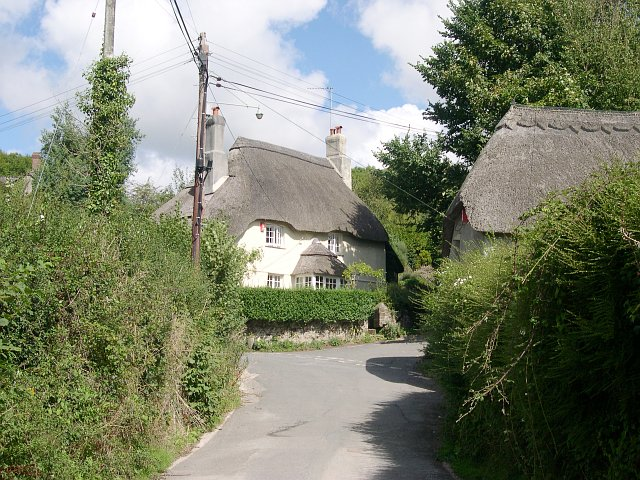 Thatched Cottage at Ford near Holbeton