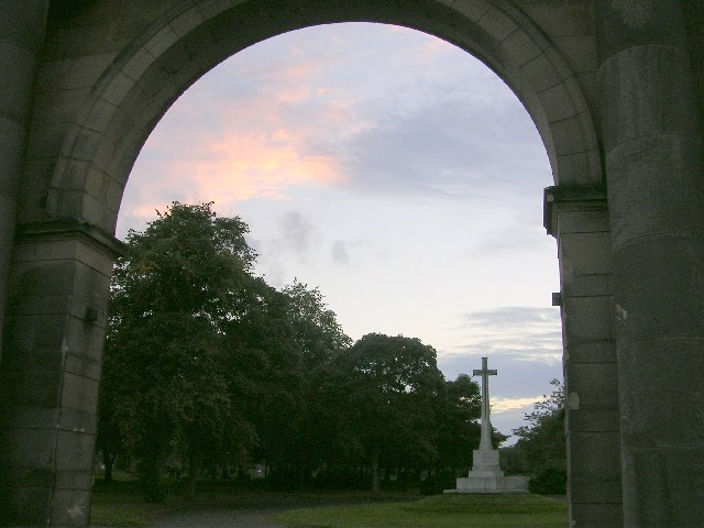 Lambhill Cemetery
