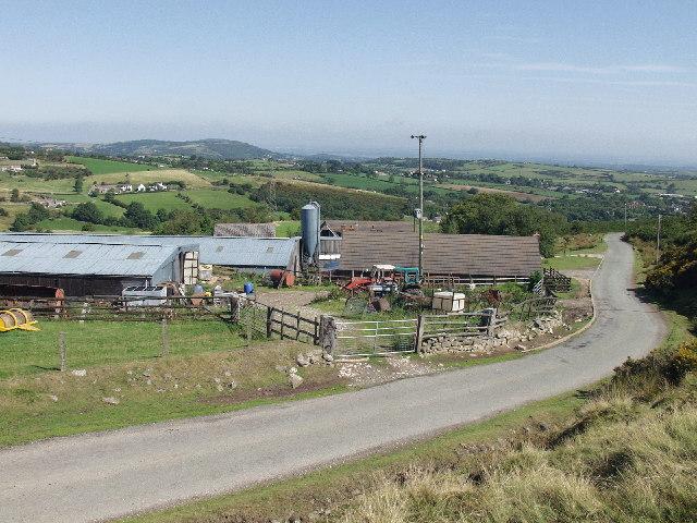 Hafod Farm, Minera