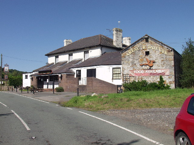 The City Arms Pub, Minera