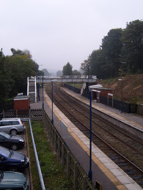 Wennington railway station