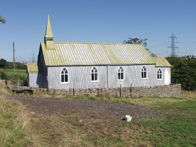 St. Andrew's Mission Church,  The Wern