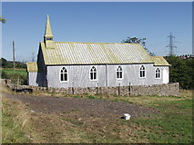 SJ2750 : St. Andrew's Mission Church,  The Wern by John Haynes