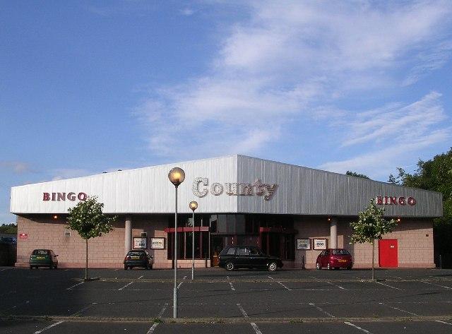 Maryhill Bingo Hall