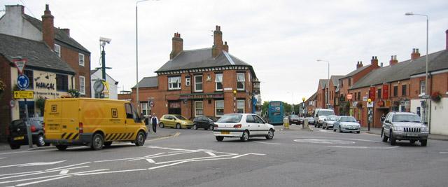 Syston, near Leicester