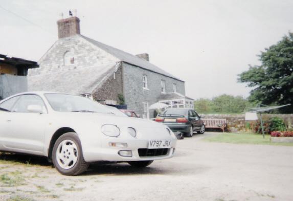 Farmhouse B&B, Downderry, Cornwall