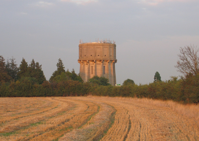 Langford Water Tower, Beds