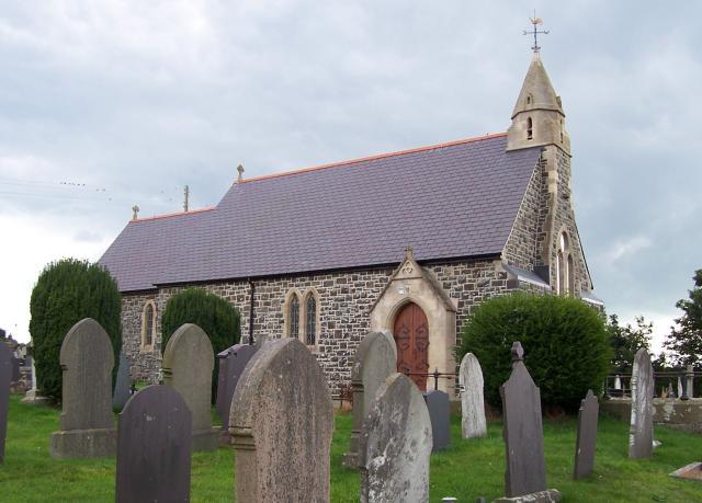 St. Davids Church, Henfynyw