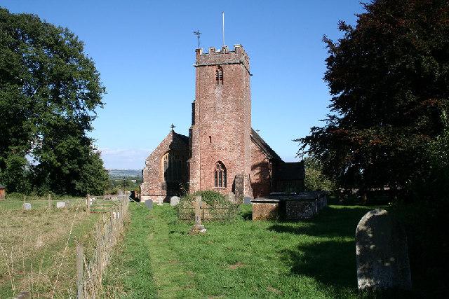 Halse: St James� Church
