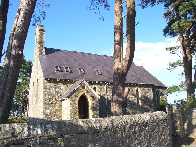 Church at Sarnau