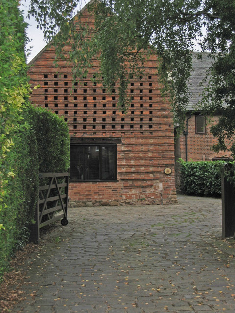 Converted dovecot, Rearsby, Leicestershire