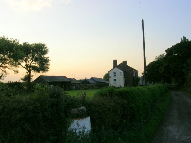 Farm on Chat Moss