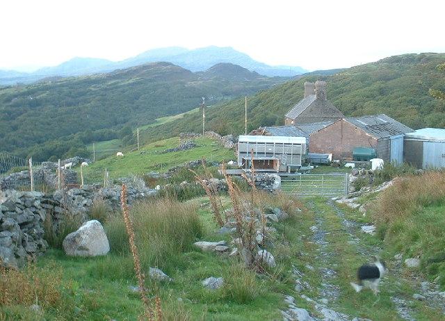 Coetty Mawr Farm