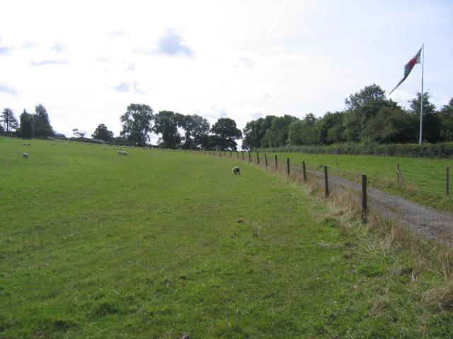 Ambion Hill, Bosworth Battlefield, Shenton, Leics