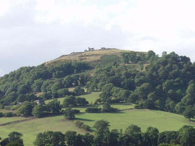 Castell Dinas Brân, Llangollen