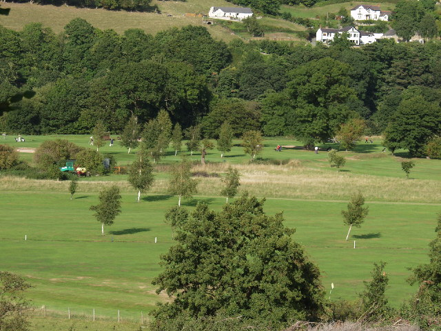 Llangollen Golf Course