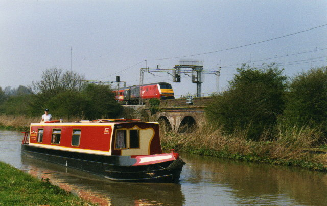 North Oxford Canal, Hopsford