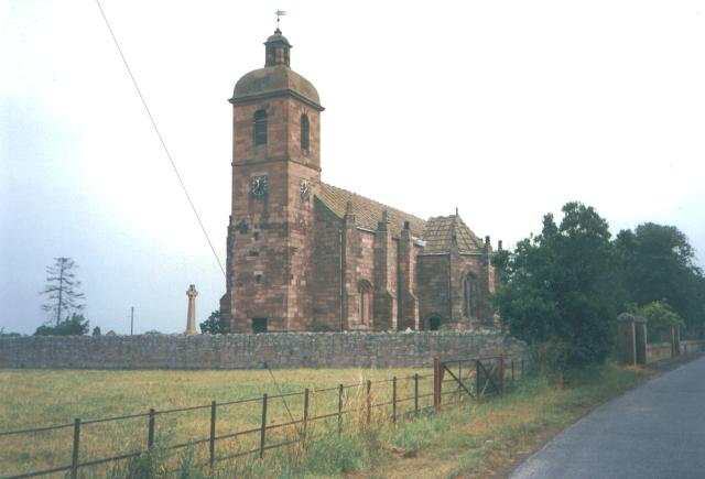 St.Marys Parish Church Ladykirk