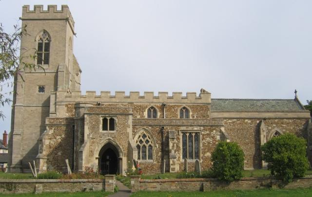 Parish church, Dunton, Beds