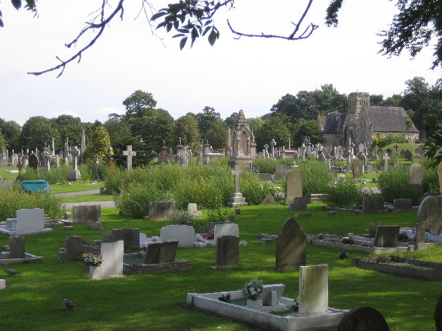 Canwick Cemetery - Lincoln