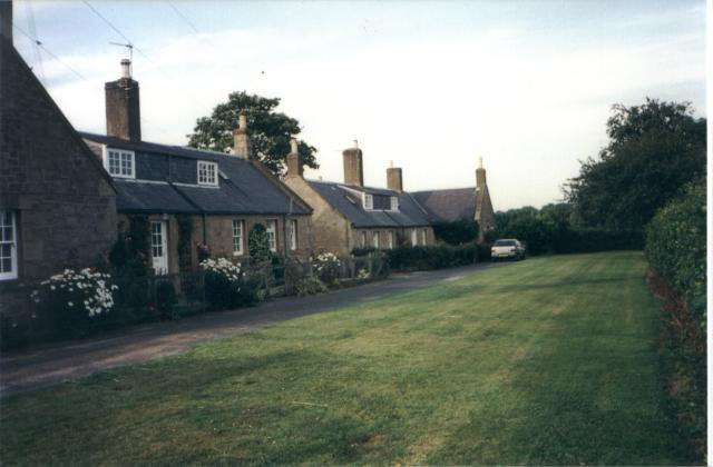 Coldstream Mains Cottages