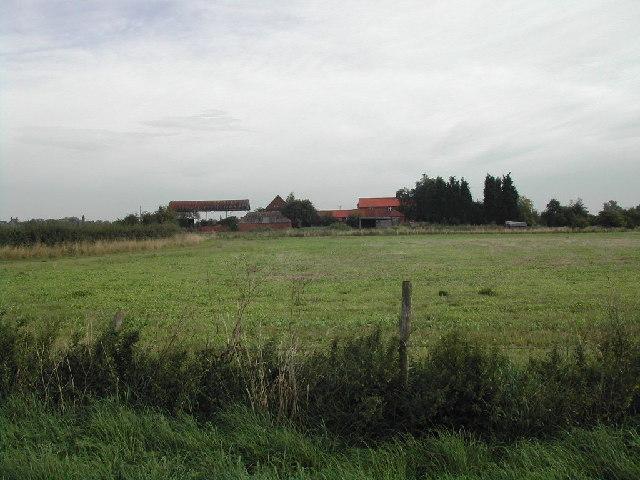 Glebe Farm, Gibsmere