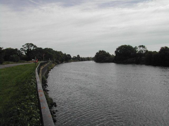 River Trent at Fiskerton