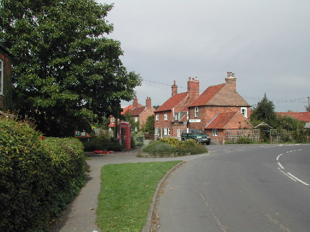 Junction of Station Road, Rolleston Village