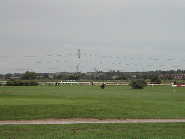 Northern Side of Southwell Racecourse