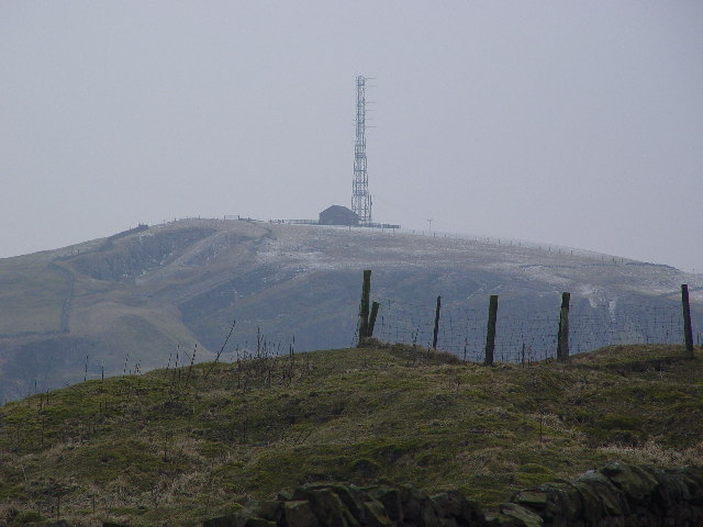 Greenhow Hill Top