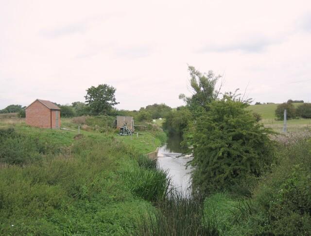 Besford Bridge Pumping Station