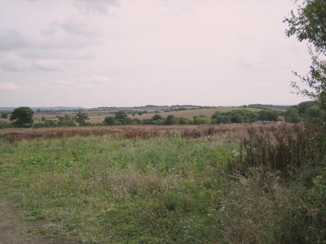 Fields near Ramsden