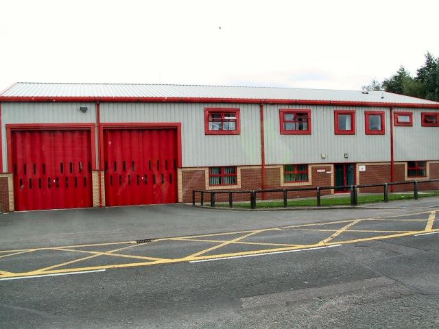 Bamber Bridge Fire Station