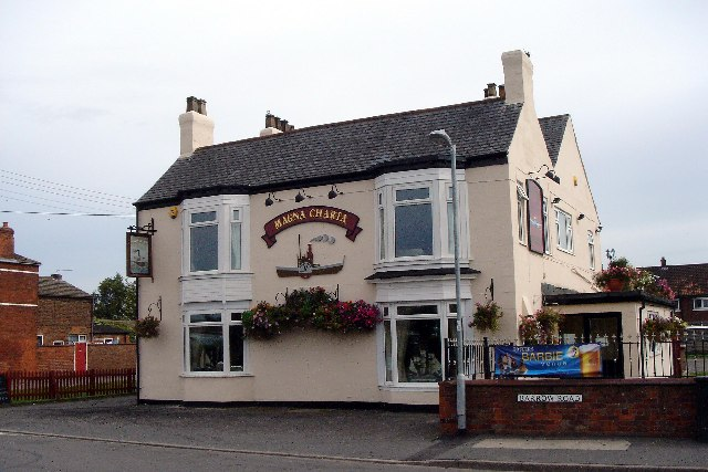 Magna Charta Pub - New Holland