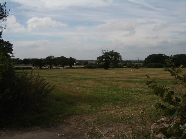 Field off Mercote Hall Lane