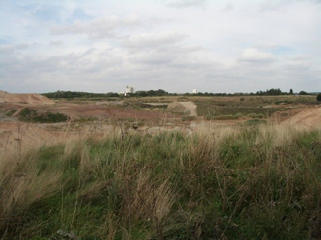 Berkswell Quarry eastern end