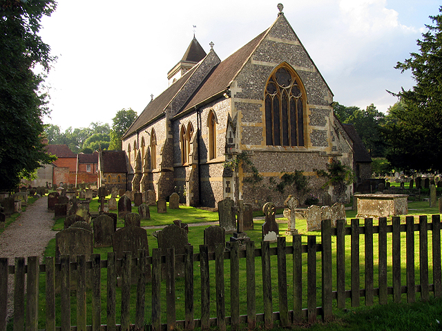 Church: Speen