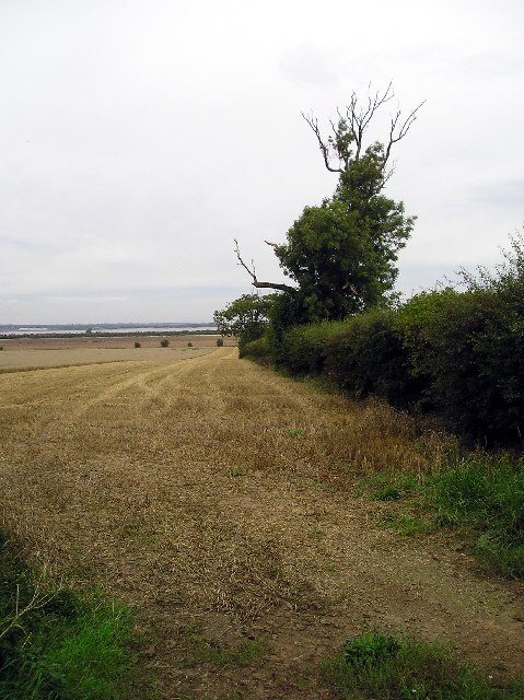 Looking towards the Humber
